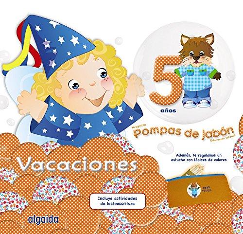 Pompas de jabón 5. Cuaderno de vacaciones - 9788490671849