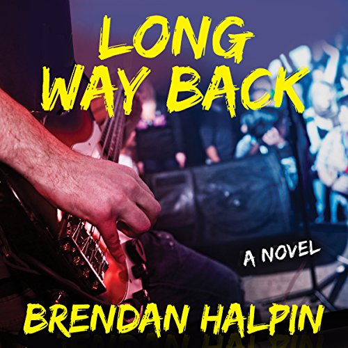 Long Way Back audiobook cover art