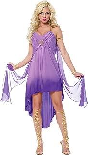 Sexy Purple Roman Goddess Adult's Costume