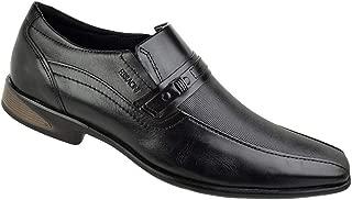 Sapato Social Ferracini Sidney Preto Masculino