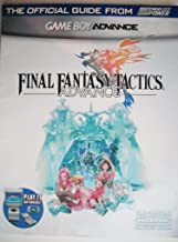 final fantasy tactics advance strategy