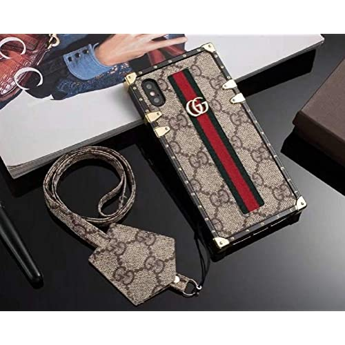 b4ea761a3daf6 New Classic Elegant PU Leather Style Cases For Apple Iphone 6 6S Plus  Cellphone Back