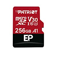Deals on Patriot Memory 256GB EP Series MicroSDXC  4K Memory Card