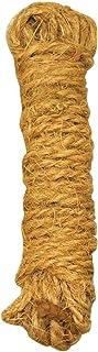 Xclou Kokosseil aus Kokosfaser 10 m Bindegarn, Natur, 1000 x 5 x 5 cm