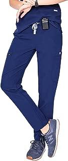YOLA Skinny Scrub Pants for Women – Skinny Fit, Super Soft Stretch, Anti-Wrinkle Medical Scrub Pants