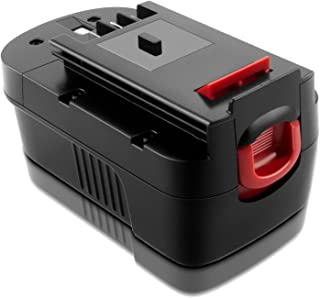 ADVNOVO 18V 3,0Ah Ni-MH voor Black and Decker 18V Reserve Batterij A18 A1718 A18NH A18E HPB18 HPB18-OPE HPB18-OPE2 244760-...