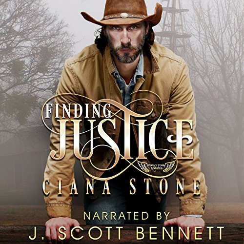 Finding Justice cover art
