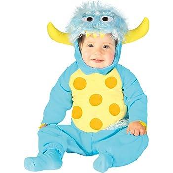 Disfraz de Monstruo (Talla 12-24 meses): Amazon.es: Juguetes y juegos