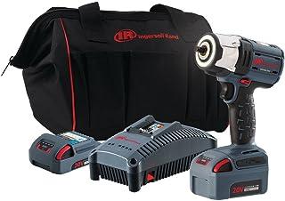 "Ingersoll Rand W5132  IQV20 Series Impactool, 3/8"", W5132-K22 - Impact Tool plus 2-Battery Kit"