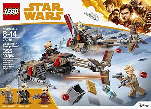 LEGO Star Wars Cloud-Rider Swoop Bikes Speeders 75215 - 355 Pièces - 2