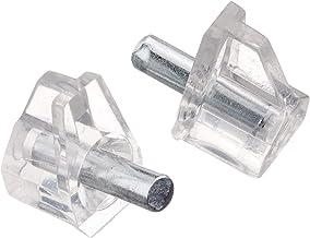 HSI 655945.0 bodemdragers kunststof transparant 4mm 50 stuks