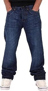 Peviani Mens Boys Bukenhem Star Straight Fit Jeans Hip G Time is Hop Money
