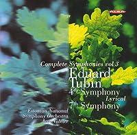 Tubin: Symphonies 4 & 7