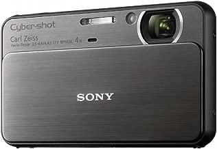 Sony T Series DSC-T99/B 14.1 Megapixel DSC Camera with Super HAD CCD Image Sensor (Black) (OLD MODEL)