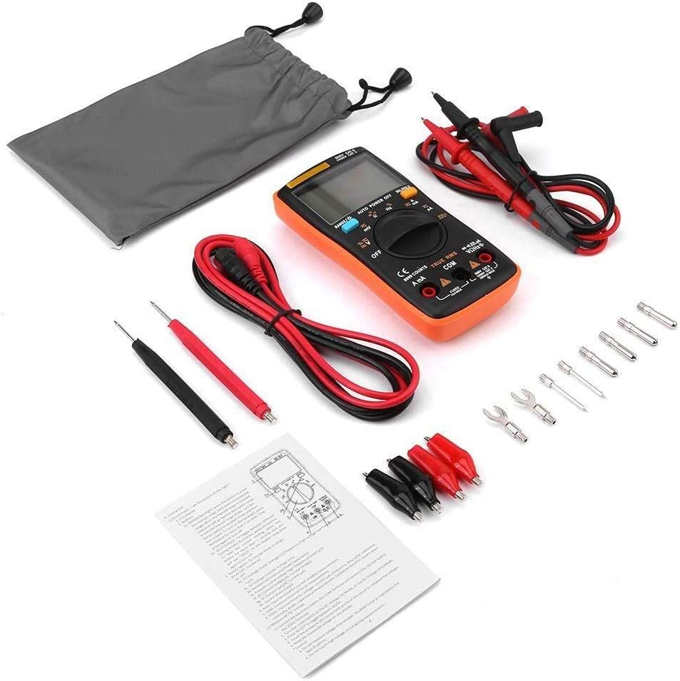 YELLAYBY Intelligent Electronic Test Leads AN8008 True Outlet ☆ Free Shipping Bargain Kit ANENG