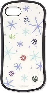 グルマンディーズ バンダイ 『A3!』iPhone8/7/6s/6(4.7インチ)対応ハイブリッドガラスケース 冬組 AAA-04D ホワイト
