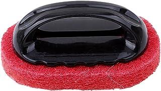 KLUMA スポンジブラシ オーバルスポンジ キッチンスポンジ クリーン お掃除ブラシ 台所掃除 風呂掃除 レンジフード 掃除用品
