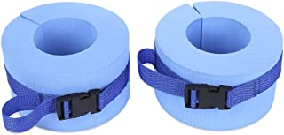 JVSISM Swimming Weights Aquatic Cuffs Water Aerobics Float Ring Fitness Exercise Set Workout Ankles Arms Belts