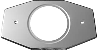 LASCO 03-1650 Smitty Plate Remodel  5-Inch Opening, Stainless Steel