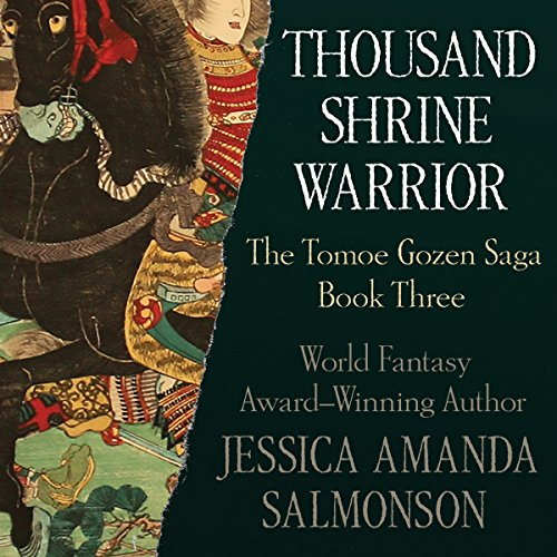 Thousand Shrine Warrior audiobook cover art