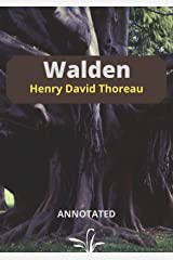 Walden: Annotated Kindle Edition