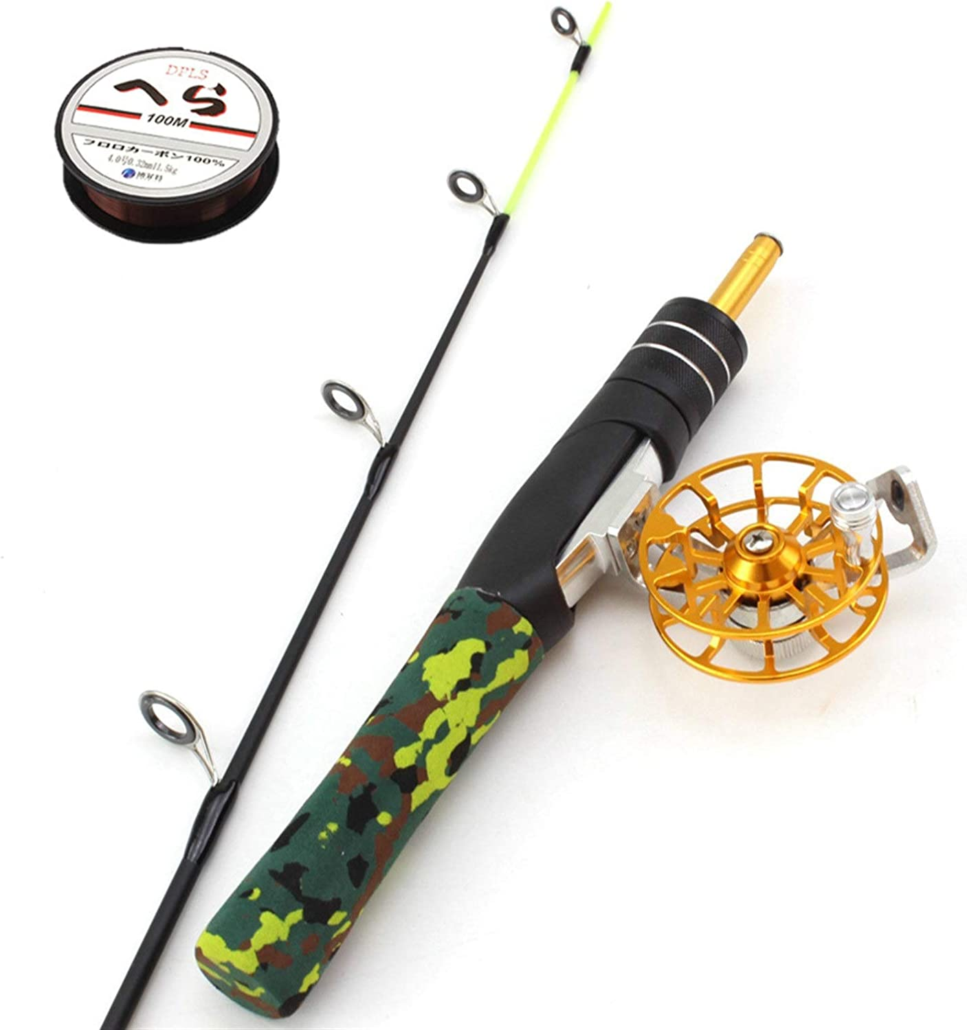 H A Multi-Function Austin Mall Winter Fishing ice and Fishin New Free Shipping Rod