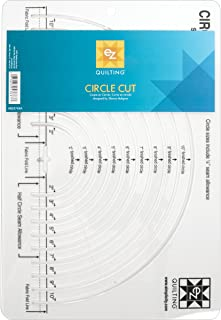 Best half inch circle template Reviews