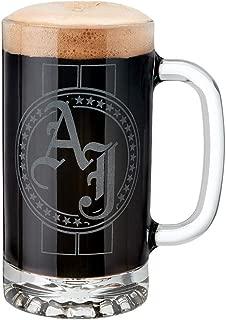 WWE AJ Styles 16 oz. Glass Mug