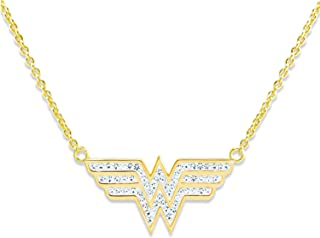 Best sterling silver wonder woman necklace Reviews
