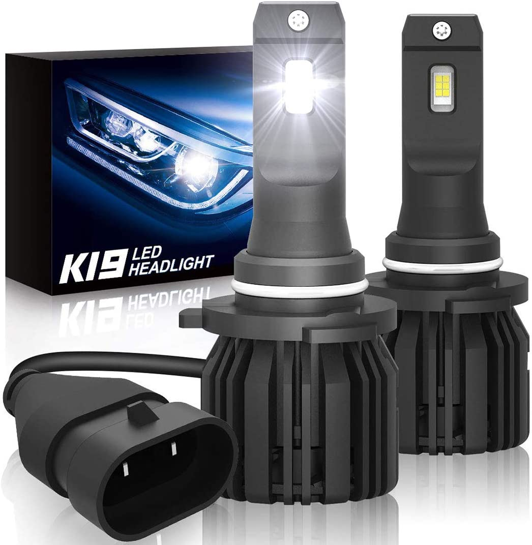 9005 Cheap mail order sales HB3 Led Headlights Bulbs Today's only Beam Single SUPAREE Headlamp K19