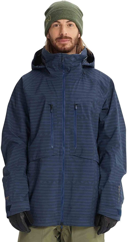 Burton Snowwear Jacket Men Ak GoreTex Hover Jacket