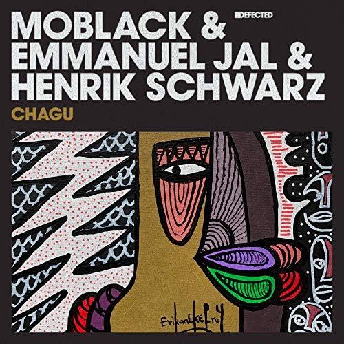 Moblack, Emmanuel Jal & Henrik Schwarz