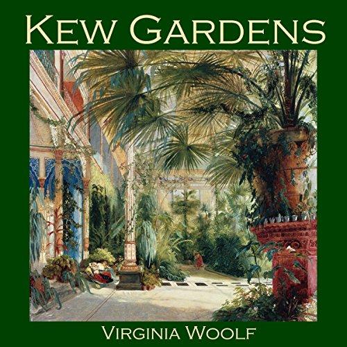 Kew Gardens audiobook cover art
