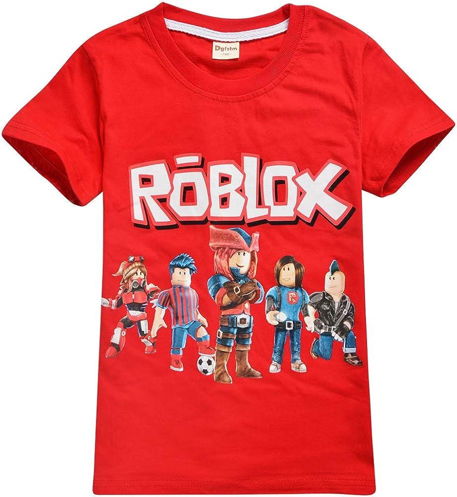 Roblox Camiseta Ropa de Vestir for niños Creativas Camisas ...
