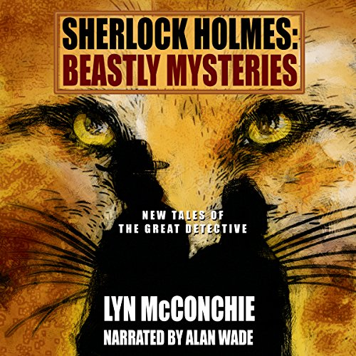 Sherlock Holmes: Beastly Mysteries cover art