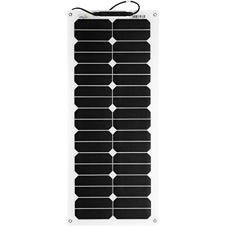 Offgridtec® ETFE SPR-F-80 80W marine Solarzelle flexibel 12V hoher Wirkungsgrad