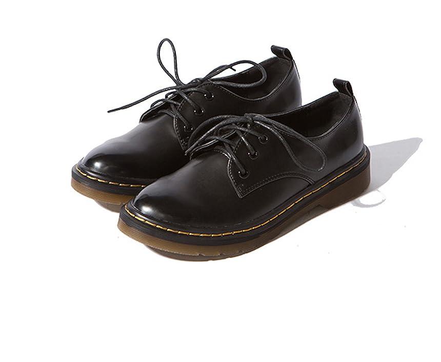 毒空の降伏ウォーキングシューズ ブーツ レディース 革 レザー ビジネスシューズ 革靴 軽量 カジュアル