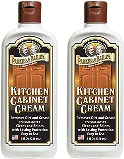 Parker & Bailey Kitchen Cabinet Cream, 8 oz. Bottle, 2 Pack