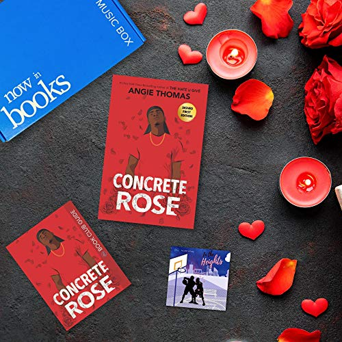Now in Books: Books & Music Young Adult Subscription Box