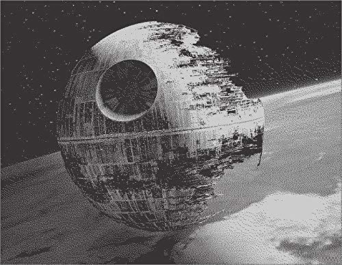 Spray Paint Art Star Wars