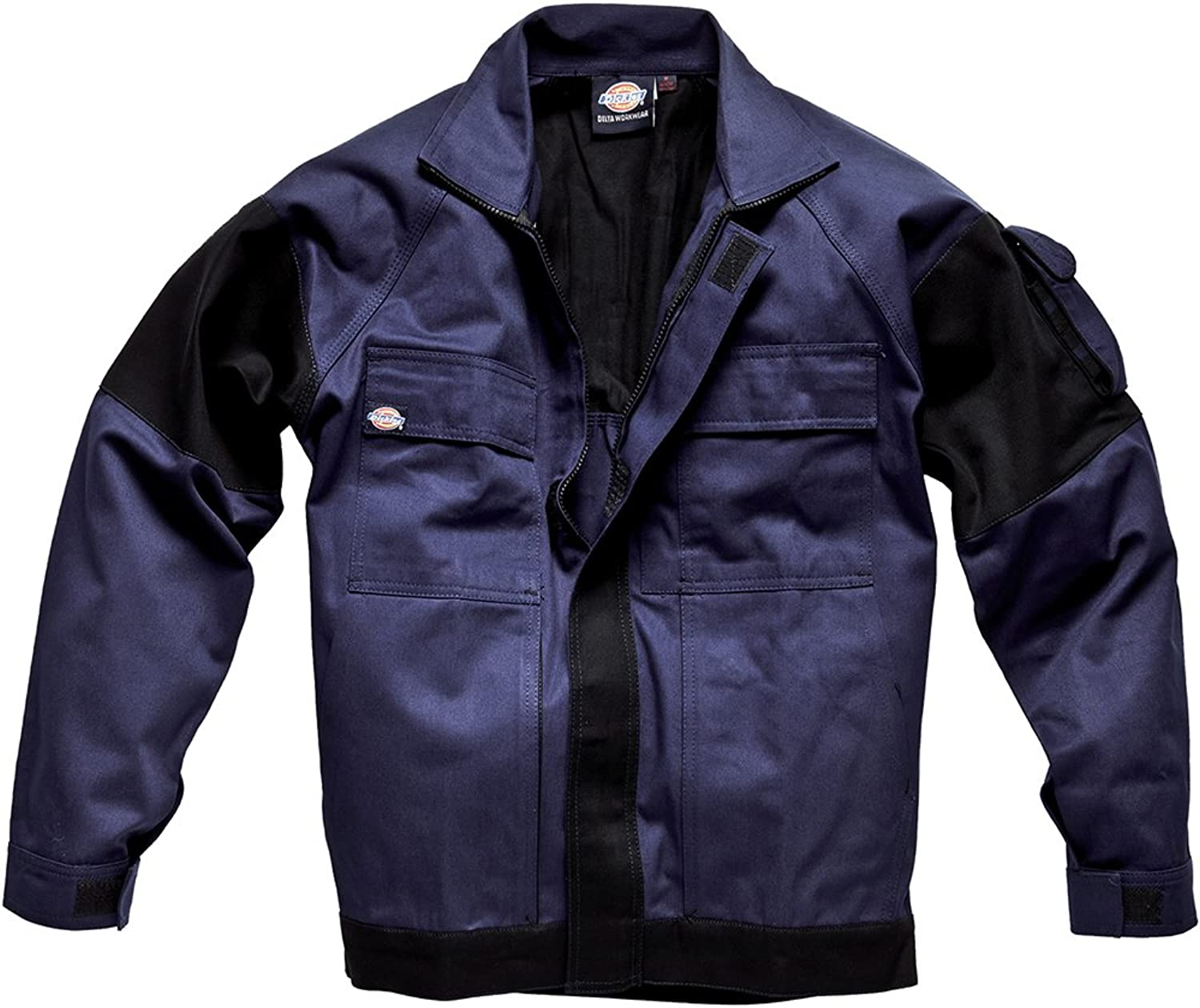 Dickies Mens Mens Workwear GDT290 Jacket Navy Black WD4910N