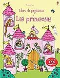 Princesas. Libro De Pegatinas