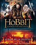 El Hobbit. La Batalla de los Cinco Ejércitos. Álbum de la película (Biblioteca J. R. R. Tolkien)