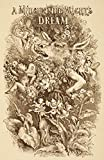 Posterazzi Sir John Gilbert For A Midsummer Night's Dream Poster Print by by William Shakespeare. From The Illustrated Library Shakspeare Published London 1890, (11 x 18)