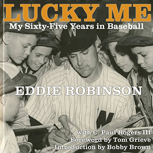 Lucky Me audiobook cover art