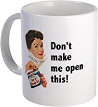 CafePress Can Of Whoop-Ass Mug Unique Coffee Mug, Coffee Cup