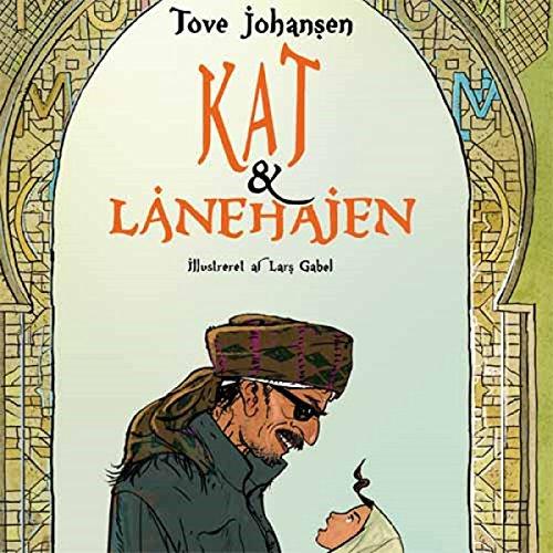 Kat og lånehajen audiobook cover art