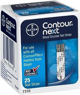 Bayer contour next 25 strips