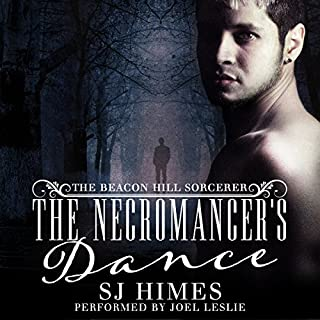 The Necromancer's Dance audiobook cover art