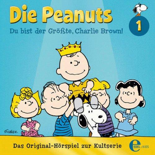 Du bist der Größte, Charlie Brown (Die Peanuts) Titelbild